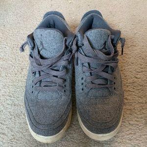 Wool grey 3s